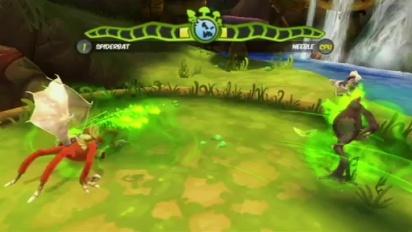 Spore Hero - Create your own Spiderbat!