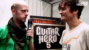 GRTV: Guitar Hero 5-intervju