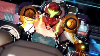 Metroid Dread - Nintendo Direct Trailer