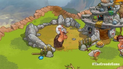The Croods - Gameplay Trailer