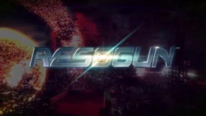 Resogun - Accolades Trailer