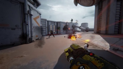 Unreal Tournament Outpost 23 - Gameplay Trailer