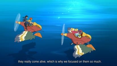 Ni no Kuni II: Revenant Kingdom - Behind the scenes: Light and Shadow