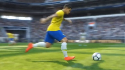 Pro Evolution Soccer 2019 - Magic Moment Teaser