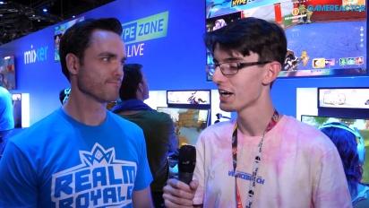 GRTV intervjuar teamet bakom Realm Royale