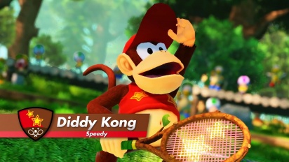Mario Tennis Aces - Diddy Kong Nintendo Switch