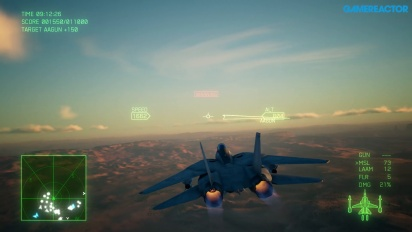 GRTV spelar lite Ace Combat 7: Skies Unknown