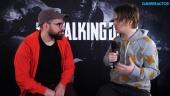 GRTV träffar teamet bakom Overkill's The Walking Dead