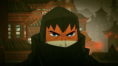 Mark of the Ninja Remastered - Launch Trailer