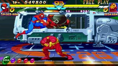 Marvel vs Capcom Origin - Announce Trailer