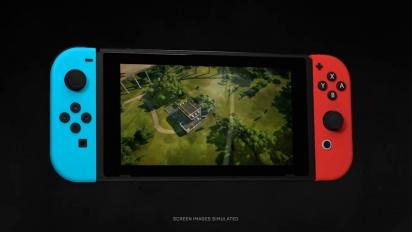 Jurassic World Evolution: Complete Edition - Nintendo Switch Announcement