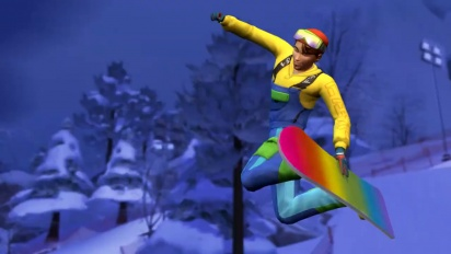 The Sims 4: Snowy Escape - Announcement Trailer