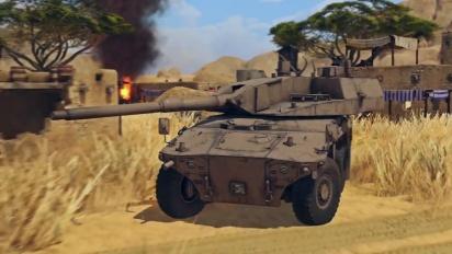 War Thunder - Ixwa Strike Update Trailer