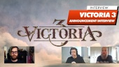 Victoria 3 - Martin Anward and Mikael Andersson Interview