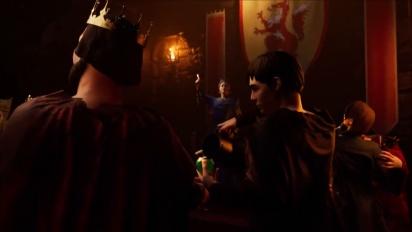 Crusader Kings 3: Royal Court - Announcement Trailer