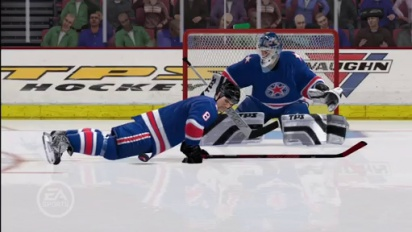 NHL 10 - Be A Pro Trailer