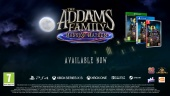 The Addams Family: Mansion Mayhem - Launch Trailer