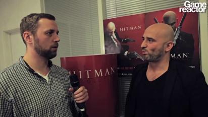 Hitman: Absolution - Hakan Abrak-intervju