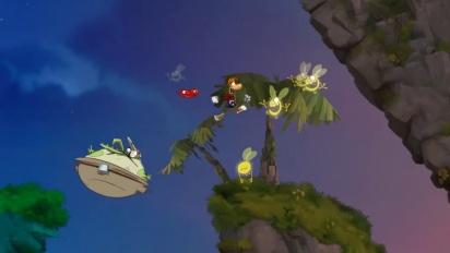 Rayman: Jungle Run - Windows Store Launch Trailer