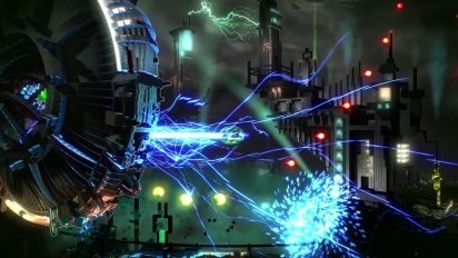 Resogun  - Trailer