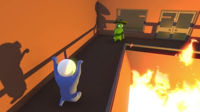 Gang Beasts - PlayStation Experience Trailer