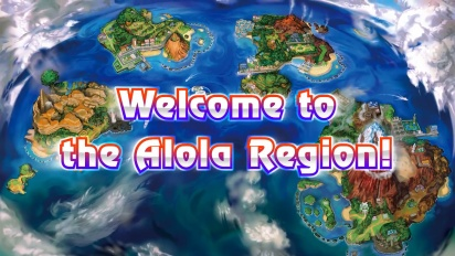 Pokémon Sun/Moon - Explore the Alola Region Trailer