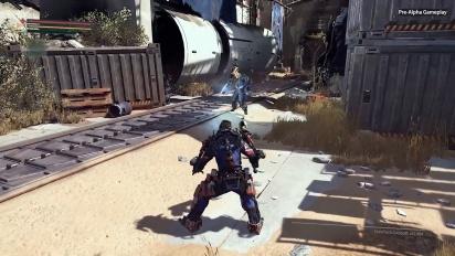 The Surge - Gamescom Gameplay