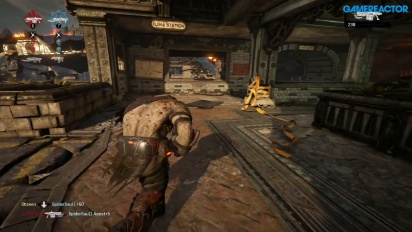 Gears of War 4 - Arms Race på Impact Xbox One-gameplay