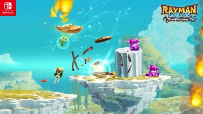 Rayman Legends - Definitive Edition - Launch Trailer