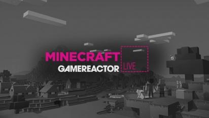 Vi spelar Minecraft, igen. Apropå random