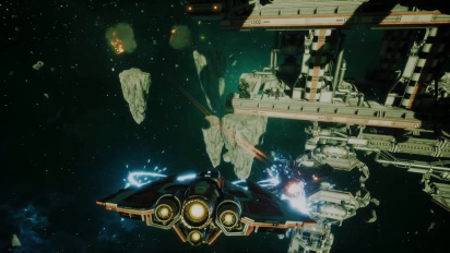 Everspace - Encounters DLC Trailer