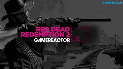 GRTV spelar Red Dead Redemption 2 till PC