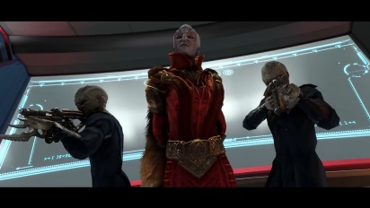 Star Trek Online: Legacy - Launch Trailer