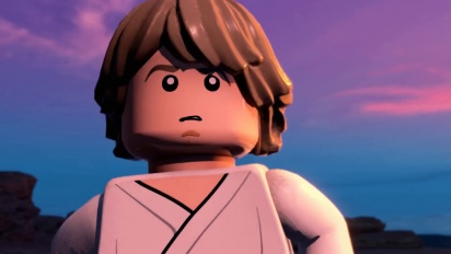 Lego Star Wars: The Skywalker Saga - Gameplay Trailer