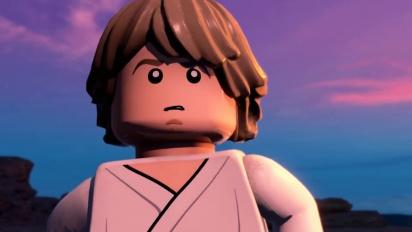 Lego Star Wars: The Skywalker Saga - Gameplay Trailer