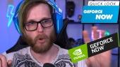NVIDIA GeForce Now - Quick Look