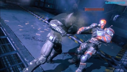 Recension: Batman: Arkham Origins