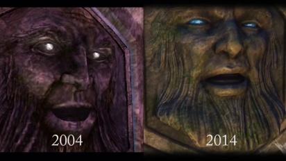 Fable Anniversary - Facial Animation Comparison Trailer
