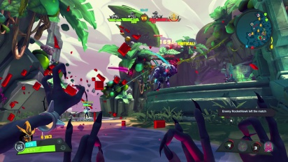Battleborn - Incursion Full Playthrough Orendi Gameplay
