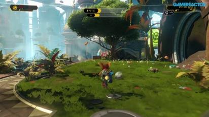 Ratchet & Clank - Insomniac om både spel och film