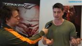 Tekken 7 - Vi pratar med Youtube-stjärnan