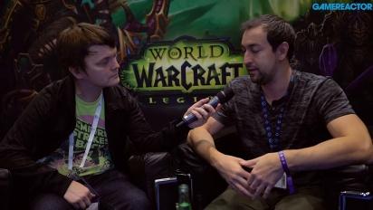 World of Warcraft: Legion - Vi pratar med Blizzard