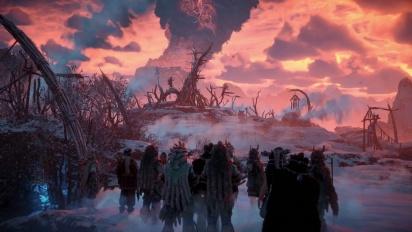 Horizon: Zero Dawn - The Frozen Wilds Launch Trailer