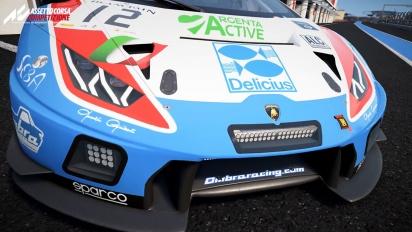 Assetto Corsa Competizione - Racing Advice from Romain Monti