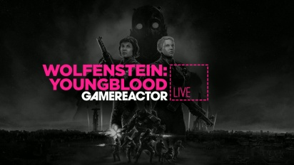 Wolfenstein: Youngblood - Livestream Replay