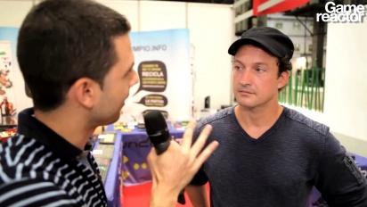 Obsidian Entertainment - Chris Avellone intervjuad