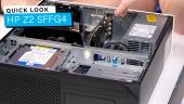 GRTV packar upp arbetshästen HP Z2 SFFG4
