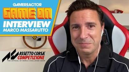 GRTV pratar med Kunos om Assetto Corsa Competizione