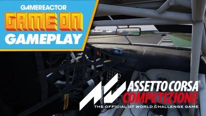 GRTV visar upp Assetto Corsa Competizione till PS4