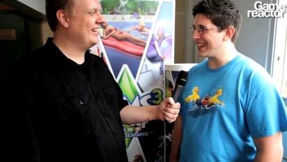 The Sims 3: Seasons & Supernatural - Intervju